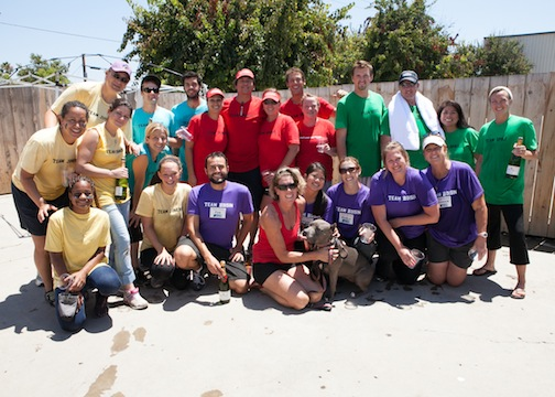 TBL's 3rd Annual Dog Wash-a-thon event, Operation Pup Suds